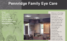 PENNRIDGE FAMILY EYECARE
